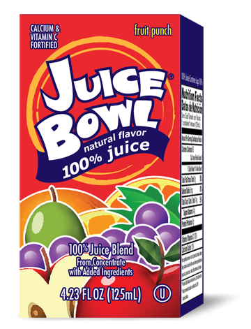 Juice Bowl Fruit Punch