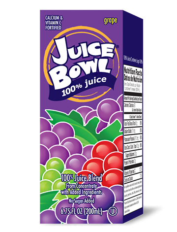Juice Bowl Grape